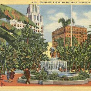 Restore Pershing Square