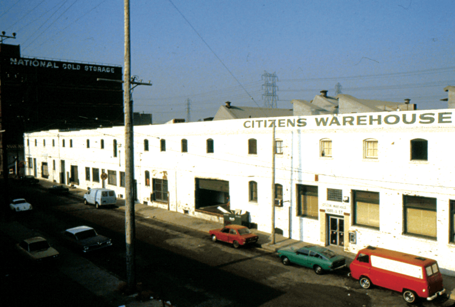 "The Pickle Works, an early adopter of ""Artist in Residence"" ordinance from the early 1980s."