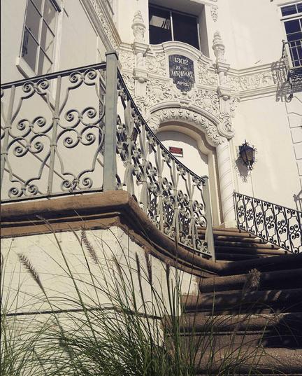 Ghost Building The El Mirador Apartments Esotouric