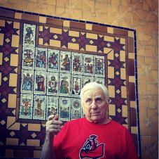 George Ehling Mosaic House tour