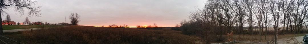 Sunset, Ball Mill Resurgence