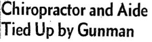 gunman headline
