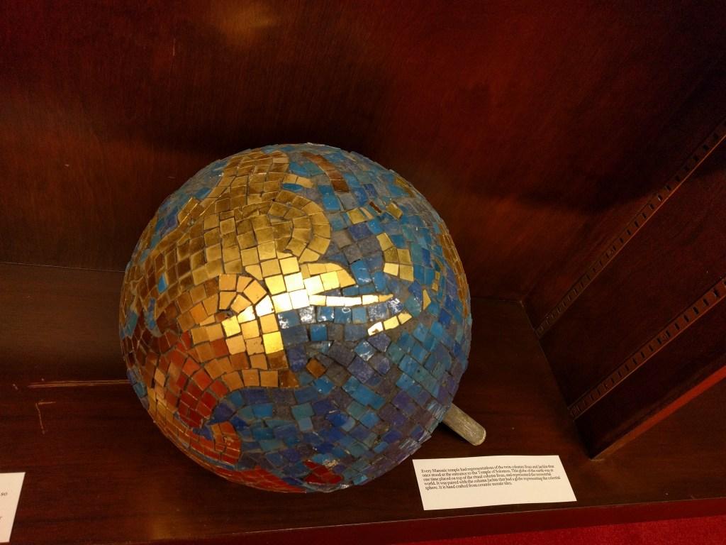 scottish rite globe