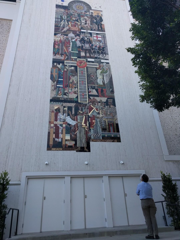 scottish rite history mosaic 1