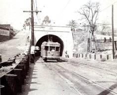 Northern Facade Hill Street Tunnel-Single Bore (@ Temple)
