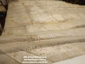 Curlett-Eisen-Cuthbertson signature panel