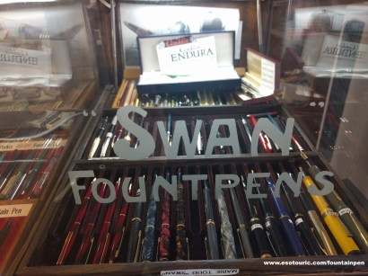 Vintage pens for sale and education.
