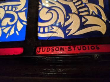 Judson Studios signature. Pacific Stock Exchange. 1929.