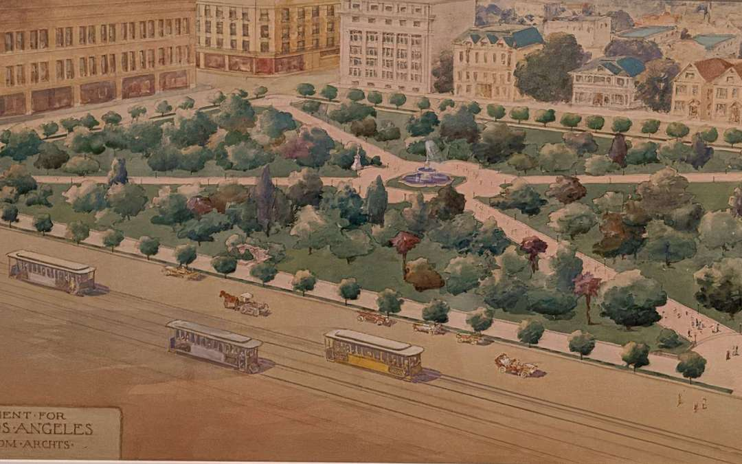 Pershing Square, Los Angeles: the History, Tragedy and Potential of Our Original Central Park, 1866-2020