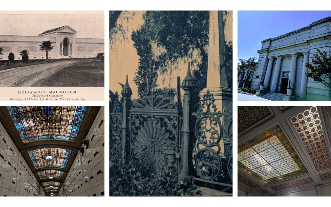 Touring Southern California's Architecture of Death with historian Nathan Marsak