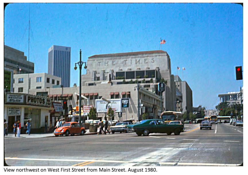 The Appearance of Impropriety if PLUM Votes to Demolish The Los Angeles Times