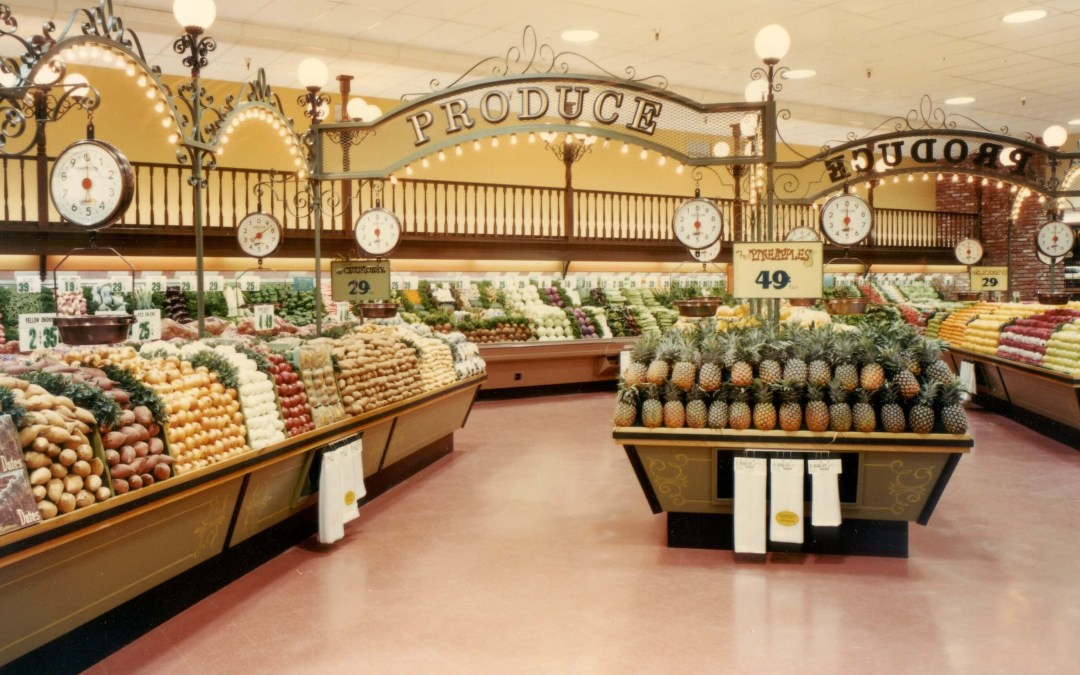 The Biggest Little Country Store in the World: How Crawford's Markets Fed the San Gabriel Valley and Transformed The Industry