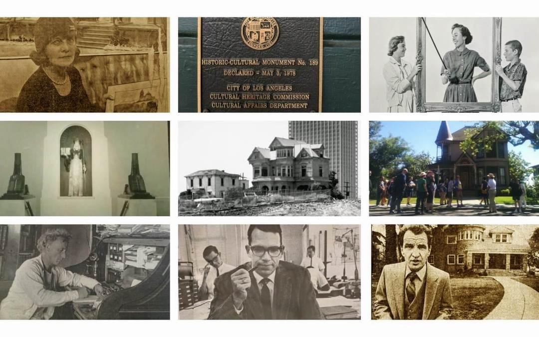 Esotouric Celebrates Los Angeles Historic Preservation, 1900s-1980s