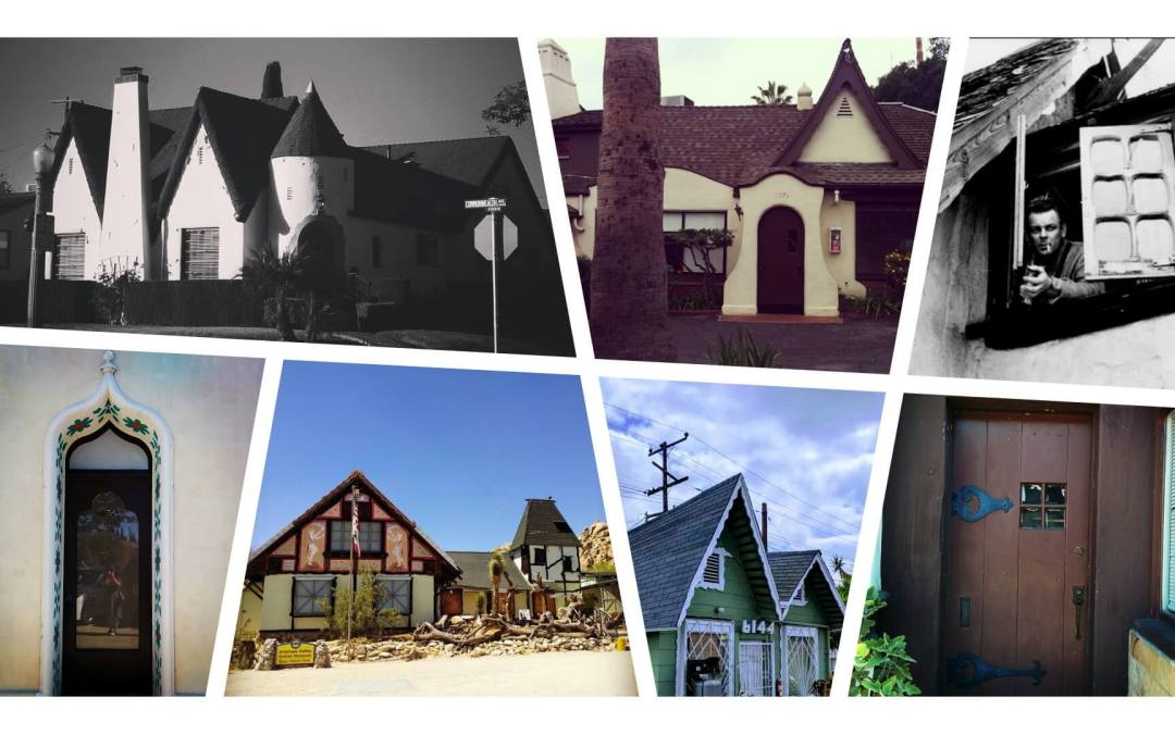 Esotouric Presents The Stories of Los Angeles Storybook Architecture Webinar