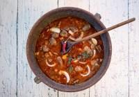 Hungarian Goulash Soup