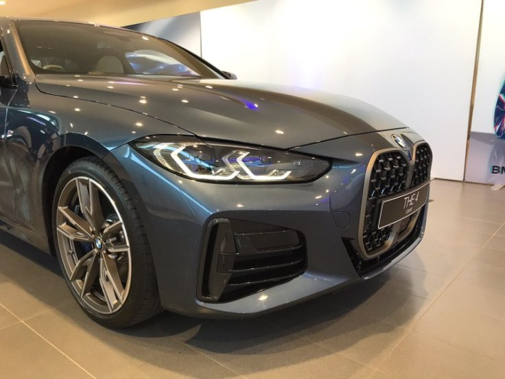 the 4 la nouvelle bmw serie 4