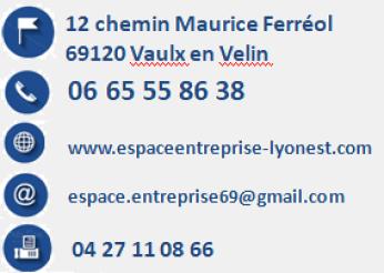 Contact Espace Entreprise