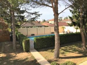 piscine, centre d'affaire, réception