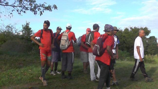 Le groupe aacn prêt pour le retour