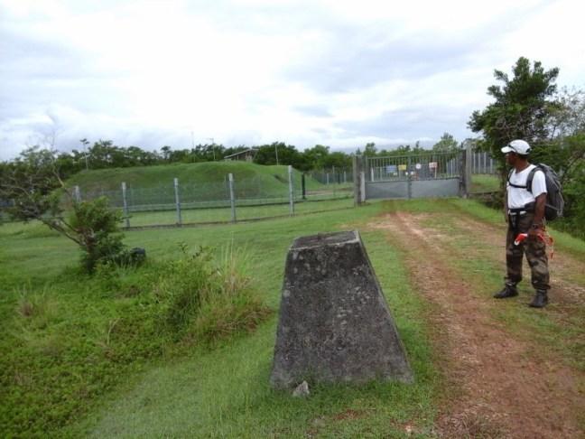 Site protégé du parcours de Burmingham