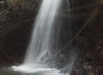 La cascade Trou-à-diable