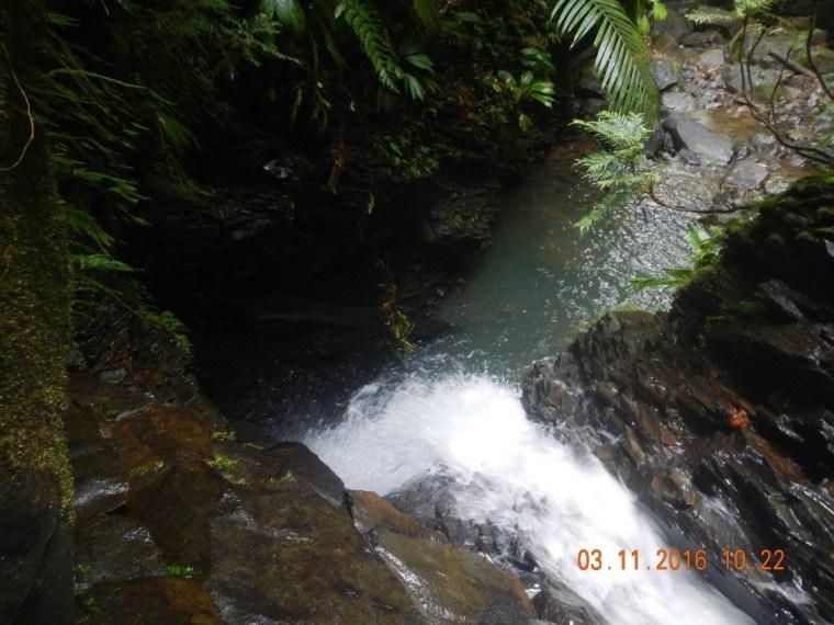 Les cascades de la lézarde