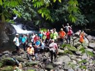 Groupe AACN en randonnée