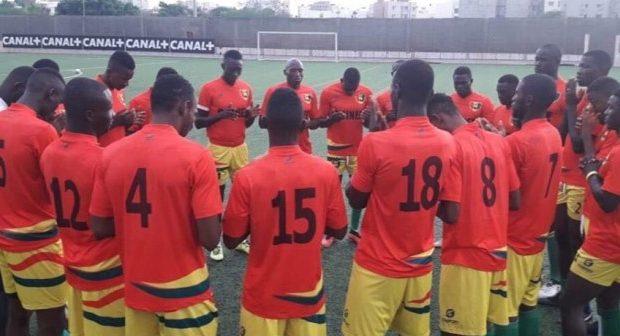 CHAN 2020: La Guinée valide son billet
