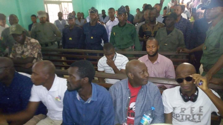 Urgent : Abdourahmane Sanoh et cie bénéficient d'une libération provisoire