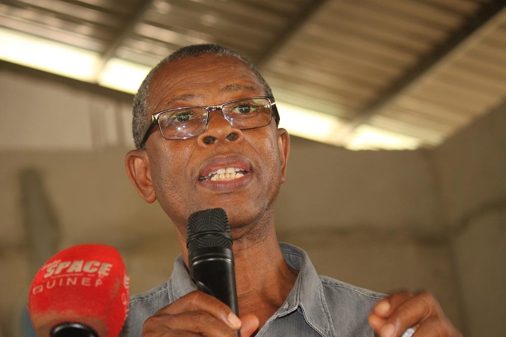 Dialogue politique : l'opposition suspend sa participation ( Aliou Condé)