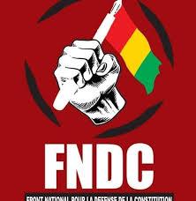 Guinée: le FNDC ne reconnait plus Alpha Condé comme président de la République
