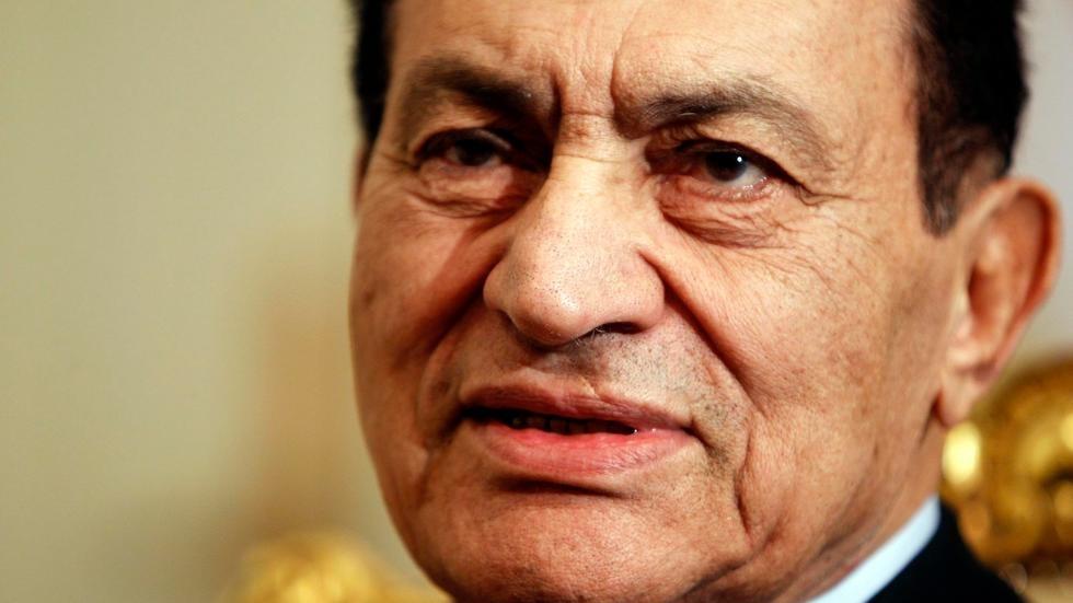 Égypte: l'ancien président Hosni Moubarak est mort
