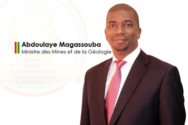 Mines: La Guinée classée meilleure destination des investissements miniers en Afrique, le ministre Abdoulaye Magassouba s'engage