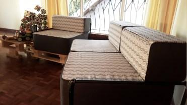 sillón DIY costa rica