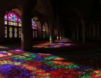 espacios espirituales iran