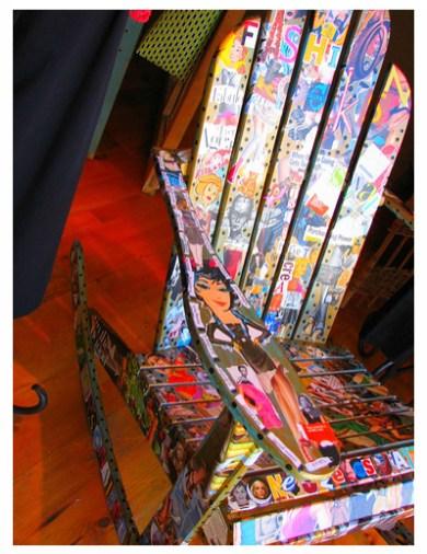 Muebles reciclados