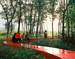 Parque de río