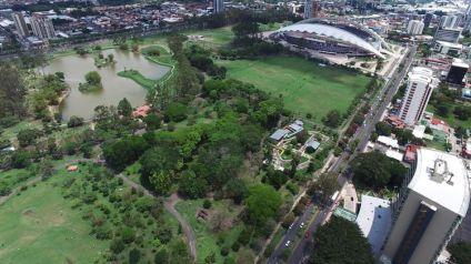 parque metropolitano la sabana
