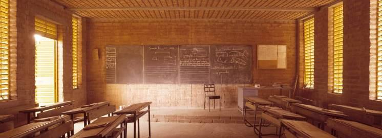 arquitectura y educacion