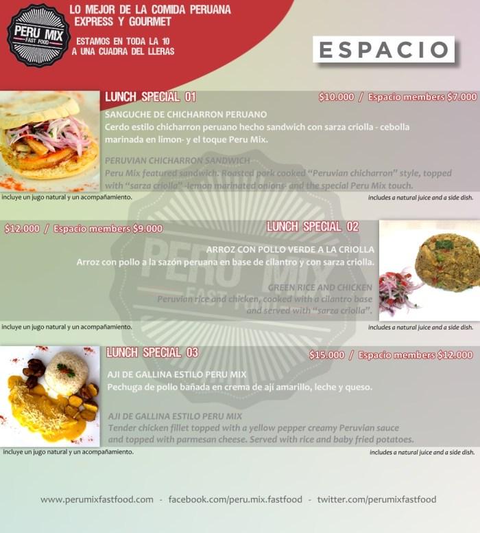 Networking Lunch ESPACIO