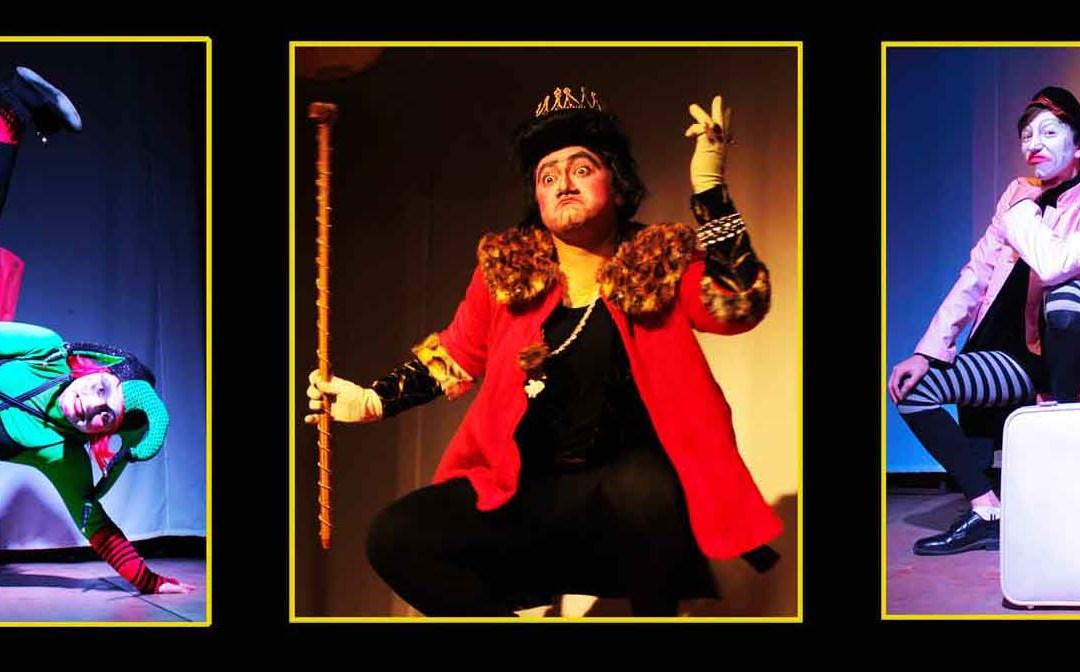 Teatro para Grandes y Chicos – Teatro en Iquique 2011