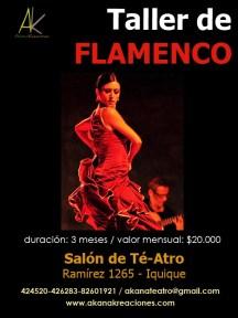Taller de Flamenco 2011