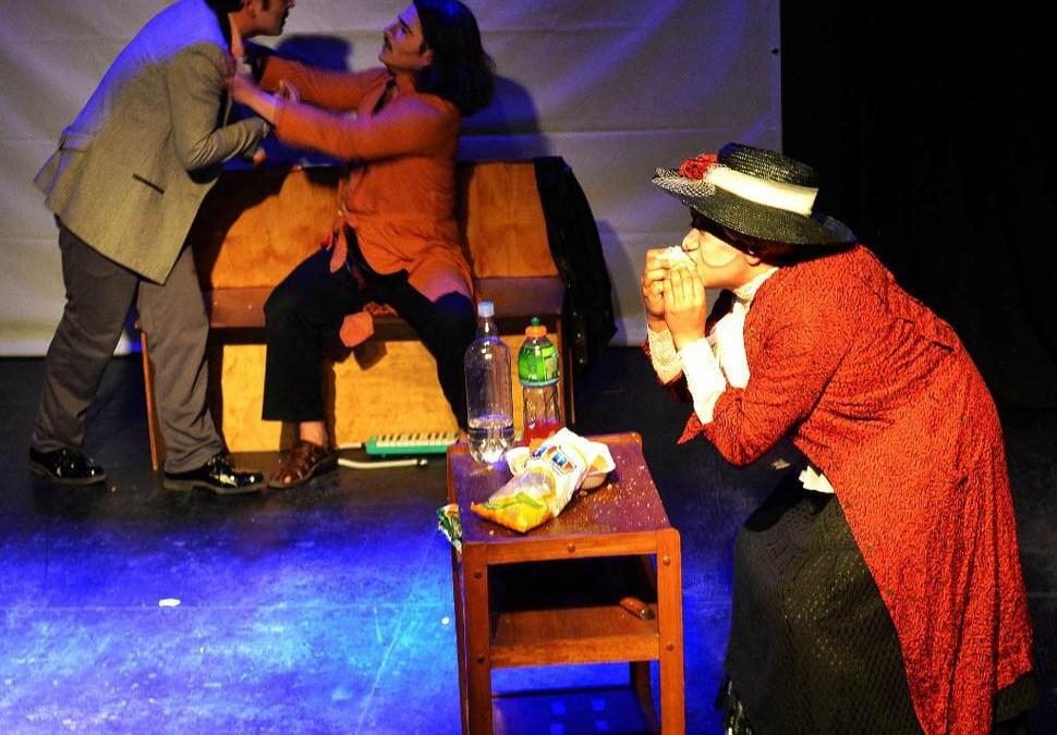 Tributo a un Hombre de Teatro – Homenaje a Guillermo Jorquera