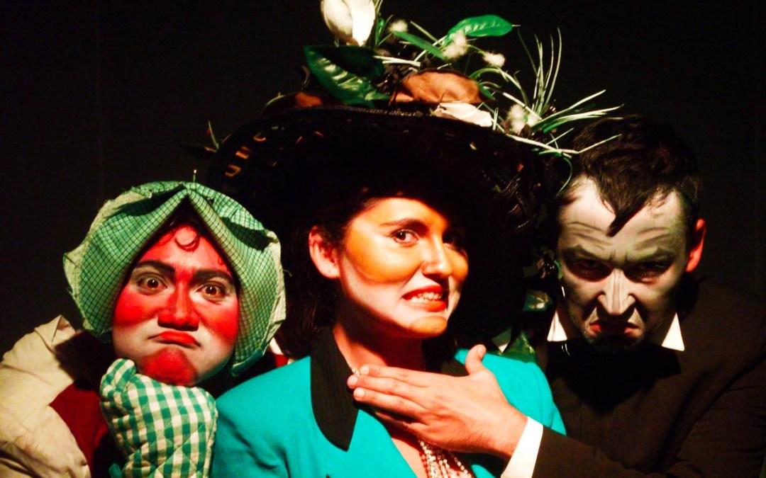 Gente Tóxica – Tragicomedia – Teatro en Iquique 2011