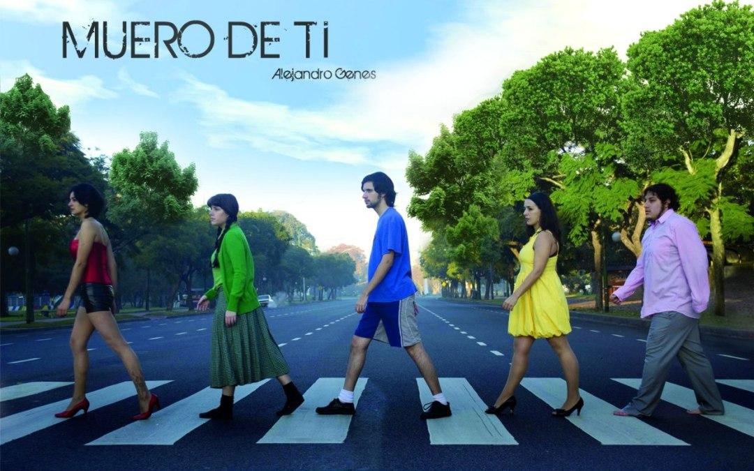 Muero de Ti – Compañía Argentina Del Quirófano – Octubre 2012