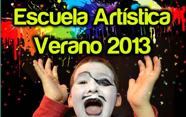 Escuela Artística de Verano 2013 – Iquique