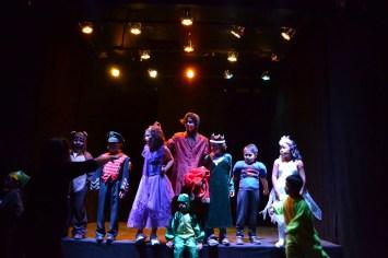Taller de Teatro Infantil 2012