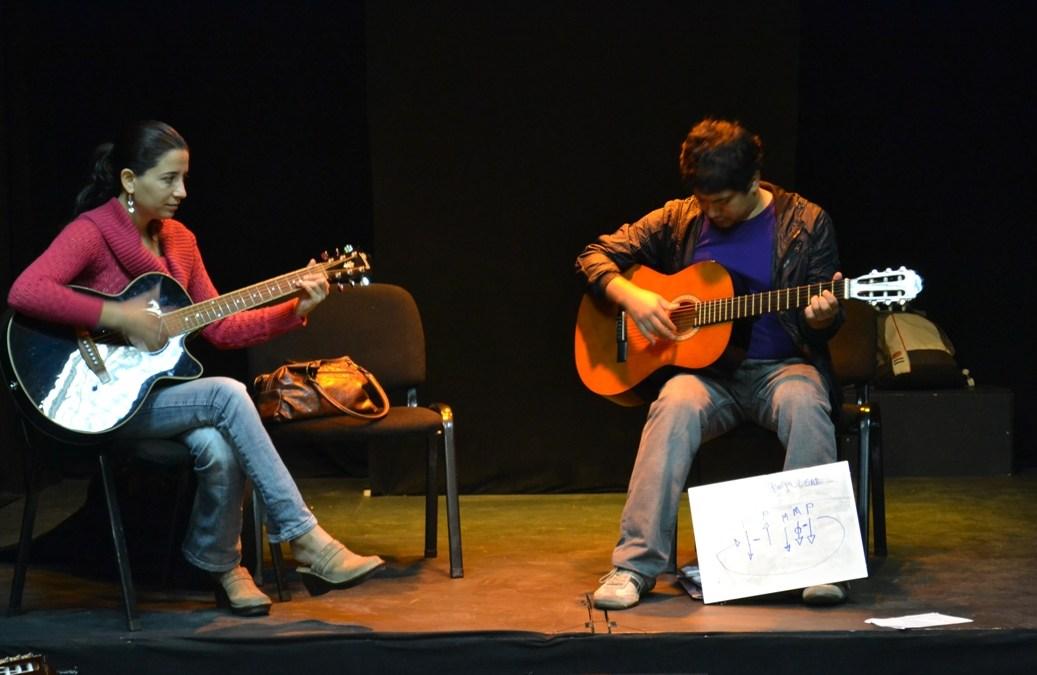 GUITARRA JÓVENES Y ADULTOS – Taller 2013 Iquique