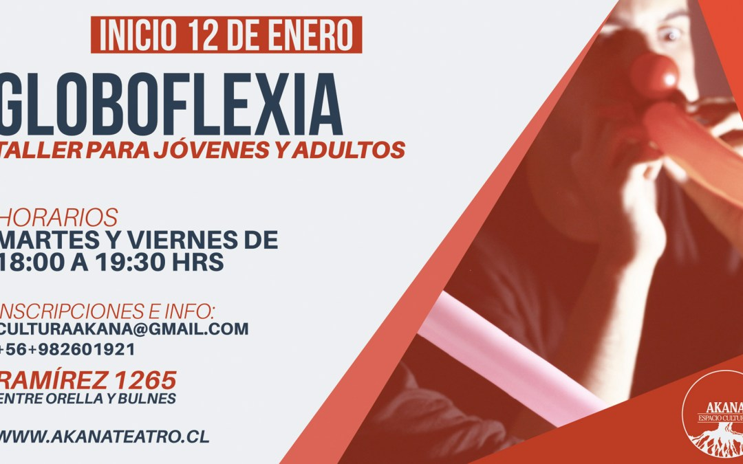 Taller de Globoflexia – 2016