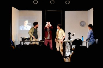 Obra de teatro PAINECUR en Espacio Akana